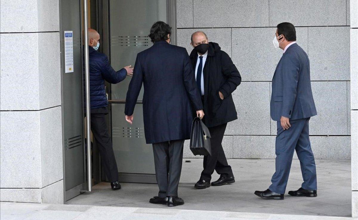 "Jorge Fernández Díaz, a su exnúmero dos: ""Me has llamado idiota integral, cabrón, miserable..."""