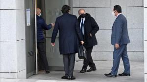 Jorge Fernández Díaz, al seu exnúmero dos: «M'has dit idiota integral, cabró, miserable...