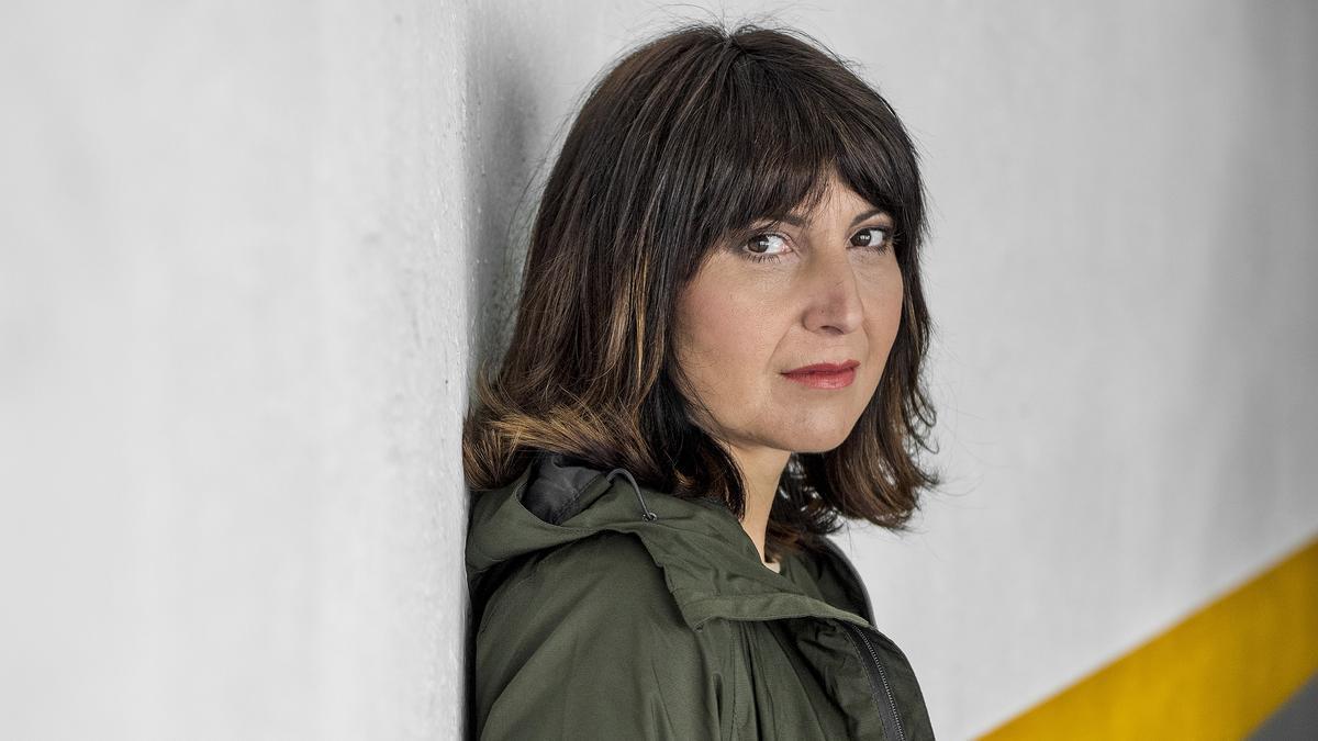 La cantante y actriz Dolo Beltrán.
