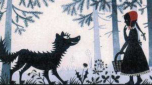 CAPERUCITA ROJA, ALERTA ANTIPEDOFILIA3 Los Grimm añadieron el cazador salvador que saca a Caperucita de la panza del lobo. El cuento intentaba prevenir a los niños de la pedofilia y del peligro de los desconocidos.