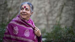 """Vandana Shiva: """"Avui la revolució comença a la cuina"""""""