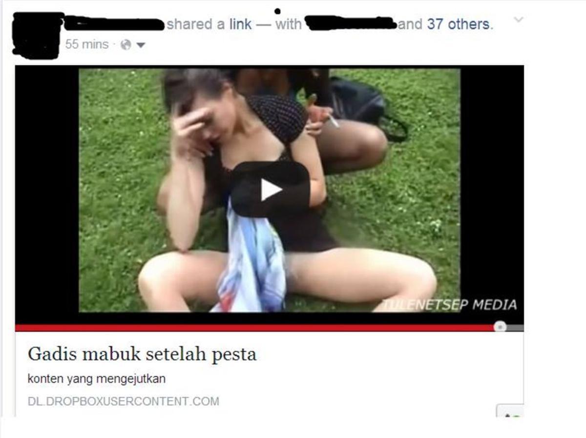 Paginas porno de facebook Virus Informaticos En Facebook Que Arruinan Reputaciones