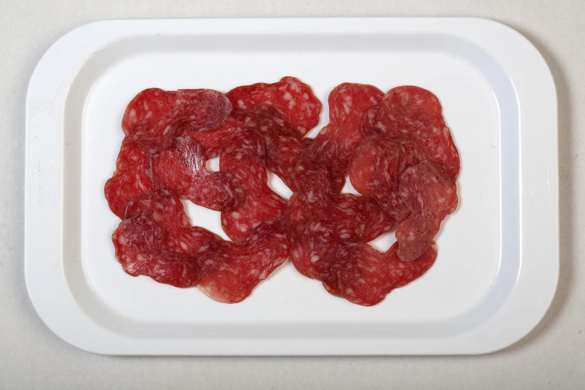 Alerta por la presencia de 'salmonella' en un fuet elaborado por la empresa Caula Aliments
