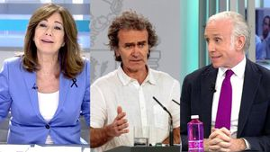 """Eduardo Inda califica de 'inútil' a Fernando Simón y Ana Rosa bromea: """"En su casa le querrán"""""""