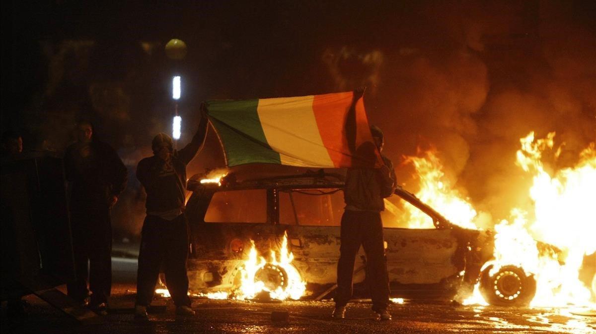 Quatre llibres sobre el conflicte irlandès