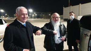 El espía israelí Jonathan Pollard llega a Israel tras cumplir 35 años de condena en EEUU