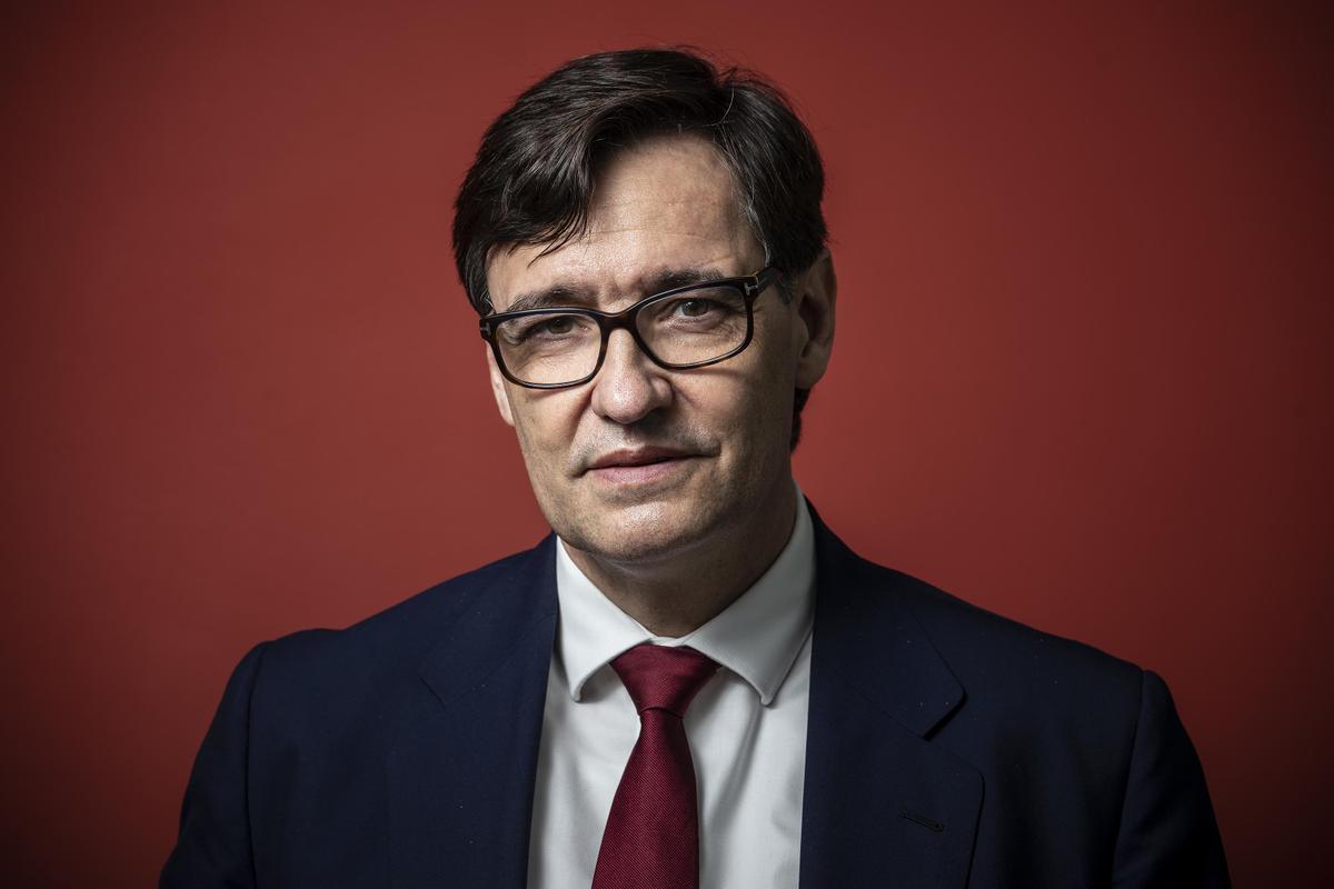 Entrevista a Salvador Illa: En mi Govern no habrá gente que tenga como objetivo la independencia de Catalunya