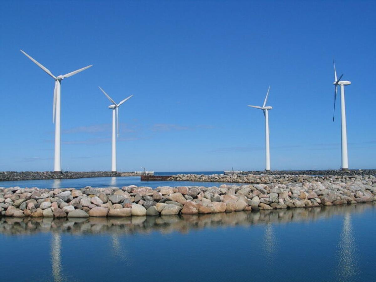«La velocidad del viento está aumentando en la última década»