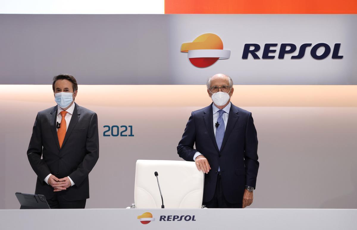 Repsol aspira a movilizar 6.000 millones en proyectos vinculados a los fondos europeos