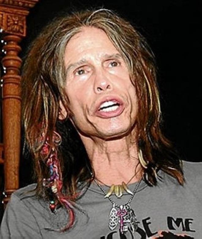 El cantante de Aerosmith está enganchado a los analgésicos