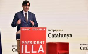 Illa aspira a liderar la reforma de la financiación autonómica. Así lo ha dicho en un encuentro digital con Europa Press.