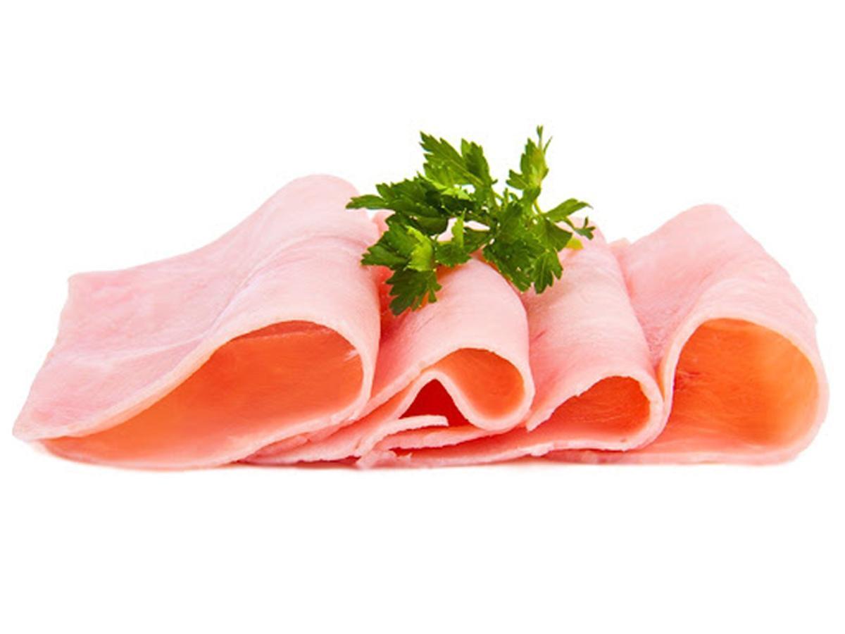 ¿Per què el pernil cuit és rosa?