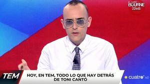 """El cabreo de Risto Mejide con Toni Cantó: """"Ha engañado a todos los espectadores"""""""