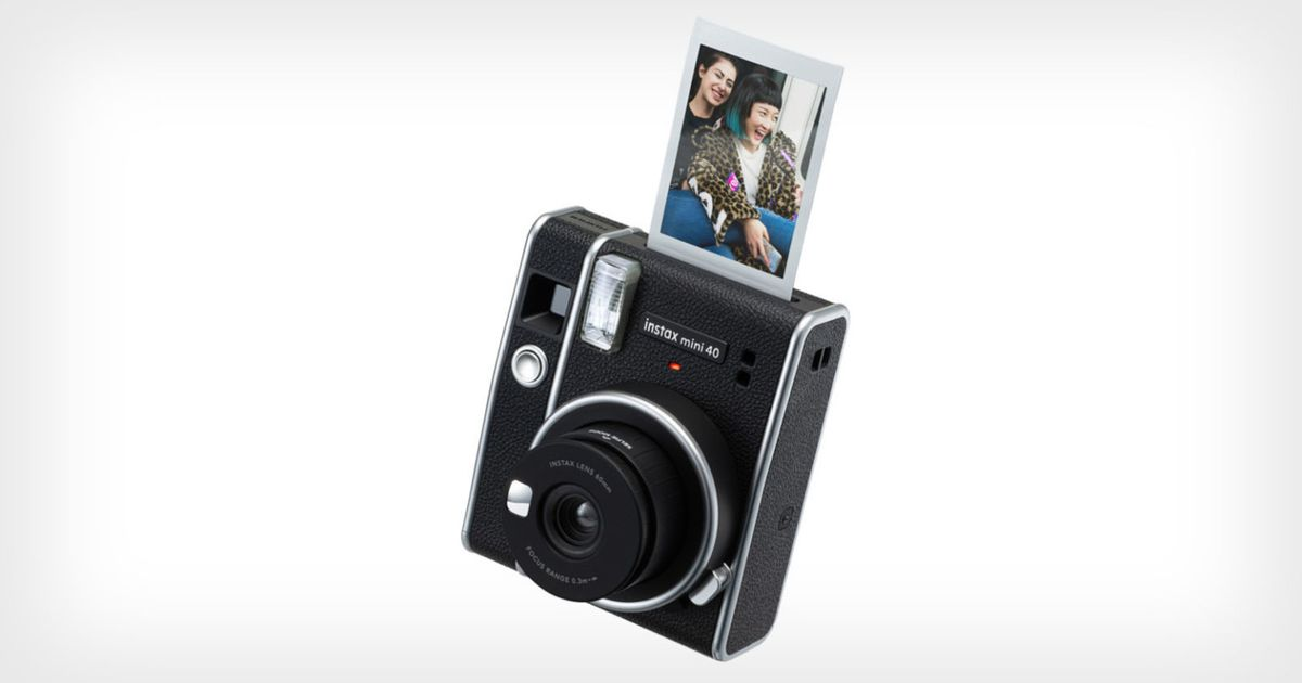 Nueva cámara de Fujufilm.