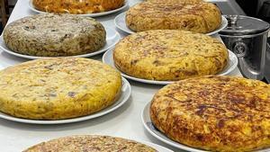 Tortillas de Mantequerías Pirenaicas.