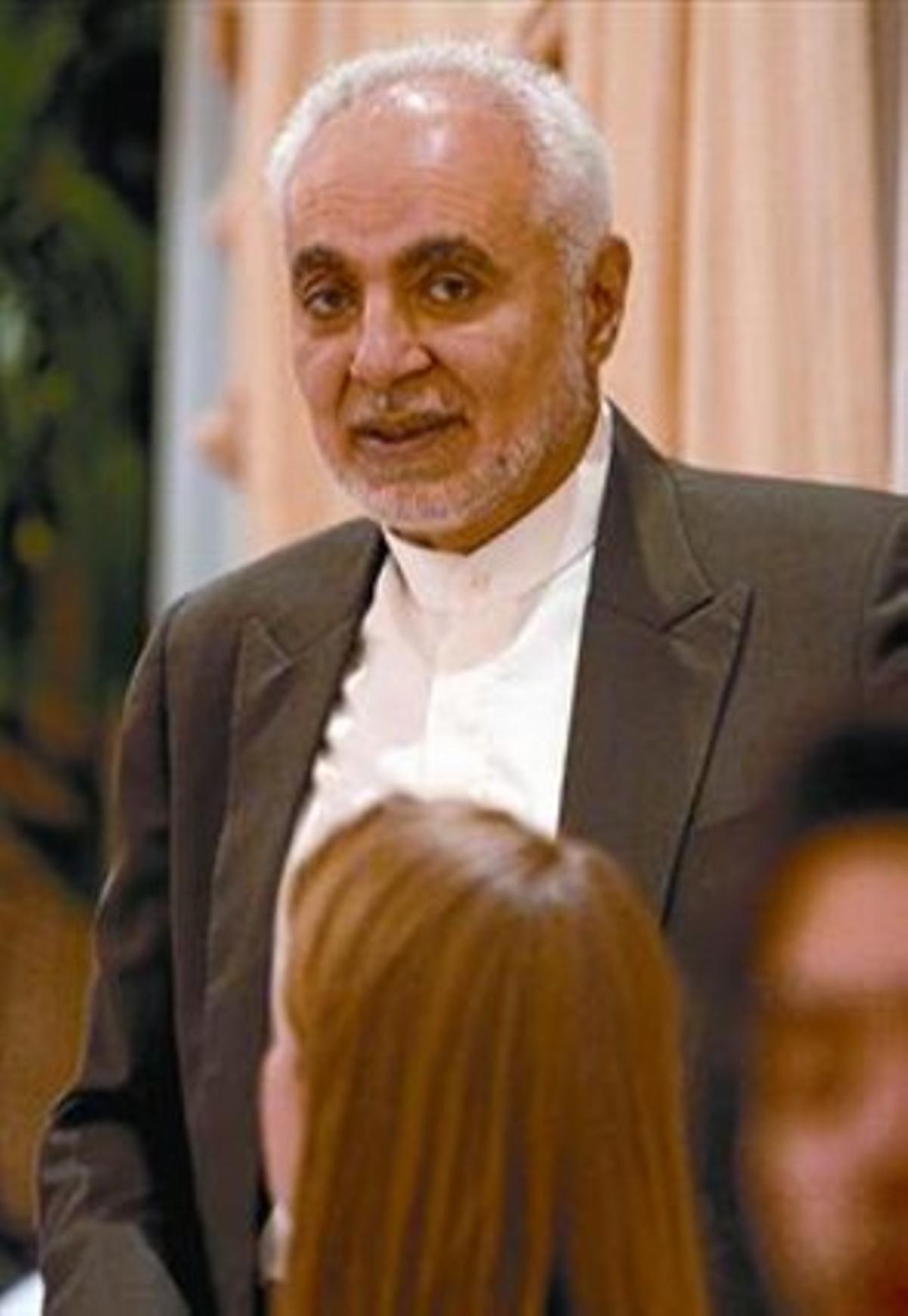 Rauf toma la palabra en Bahréin, el domingo.