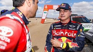 Sainz i Price guanyen la cinquena etapa del Ral·li Dakar