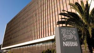 Edificio de Nestle en Esplugues de Llobregat.