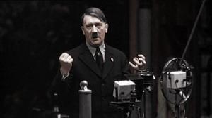 La portaveu de Vox a Fuensalida cita Hitler per donar ànims als que lluiten contra la pandèmia