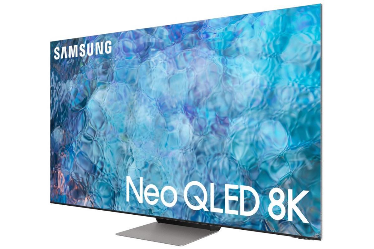 Televisores Samsung para el año 2021.