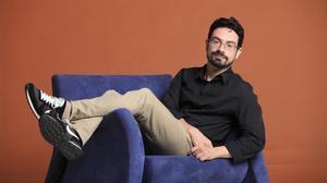 Carlo Padial, el rey de la comedia incómoda.