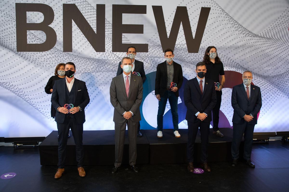 Las startups más innovadoras premiadas en los BNEW Awards 2020