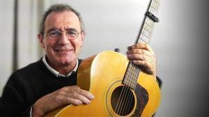 El cantante y compositor presenta un tema de su trabajo 'Viatge a Montserrat'