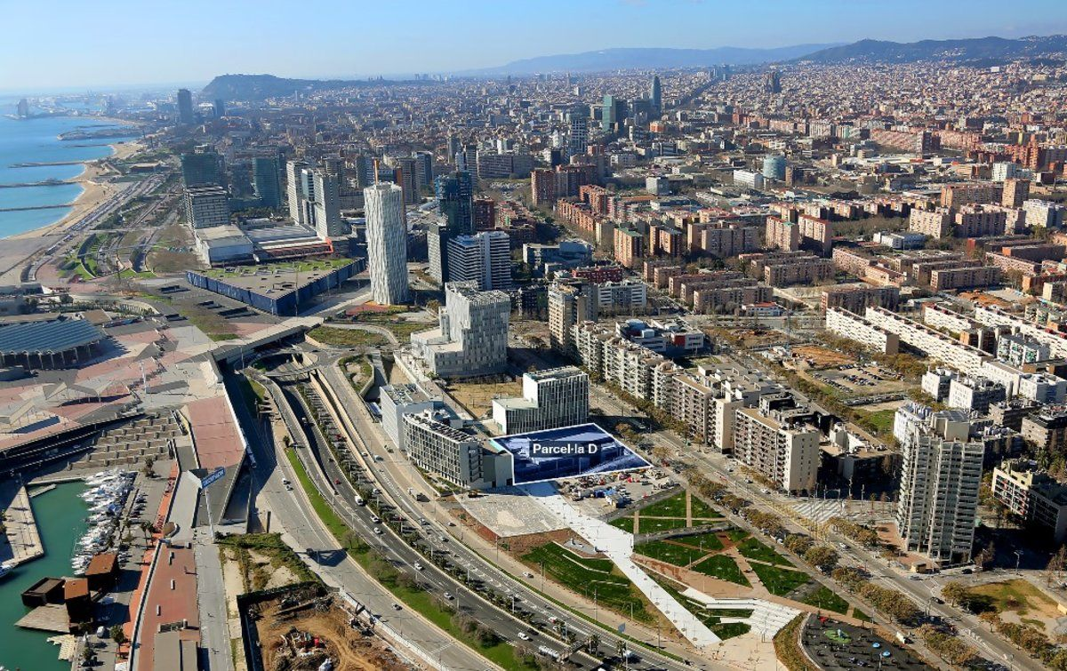 L'Incasòl i la UPC impulsen un edifici d'investigació al Campus Diagonal-Besòs de Barcelona