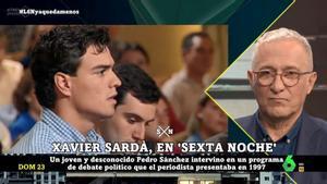 Sánchez en 'Moros y Cristianos', 1997, Tele-5.