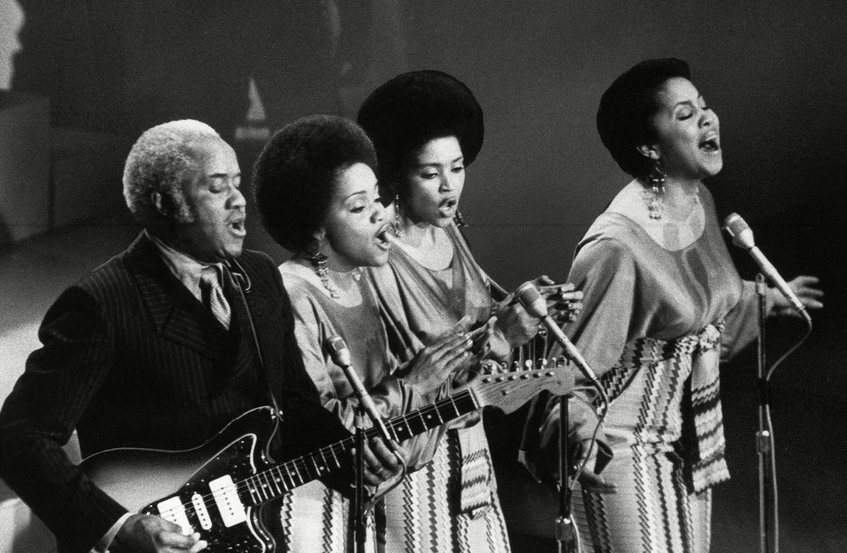 The Staple Singers, uno de los grupos recordados en '1971: El año en el que la música lo cambió todo'.