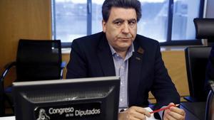 GRAF7705  MADRID  21 03 2018 - El empresario David Marjaliza  considerado uno de los cabecillas de la trama Punica  comparece esta tarde en la comision de investigacion del Congreso sobre la supuesta financiacion ilegal del PP  EFE Chema Moya