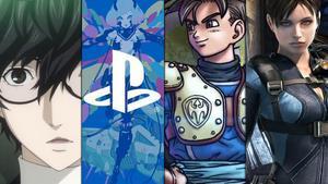 Sony anuncia 44 nous jocs per a les seves consoles.