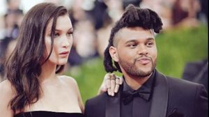 Bella Hadid y Abel Makkonen 'The Weeknd'