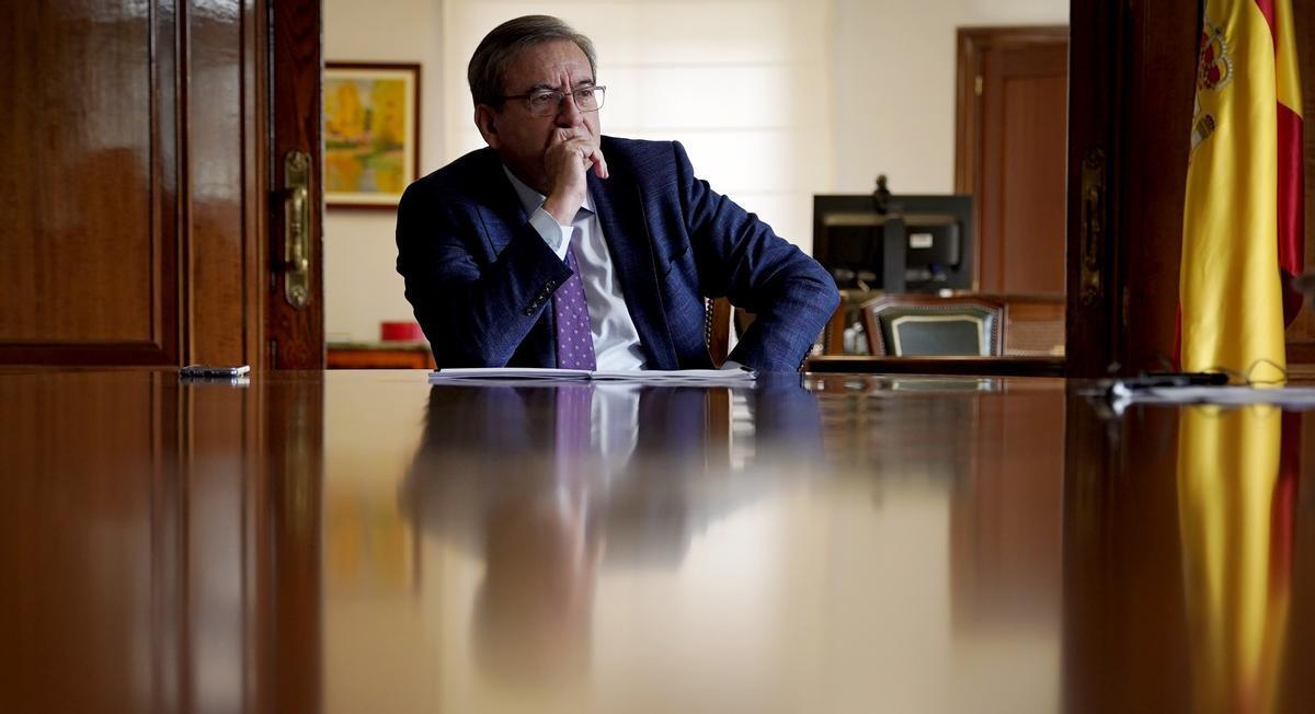 Fernando Martínez López, Secretario de Estado de Memoria Democrática.