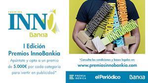 La tercera edición de los Premios empresariales Innobankia