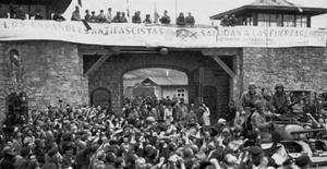 Un de cada quatre espanyols morts a Mauthausen era català