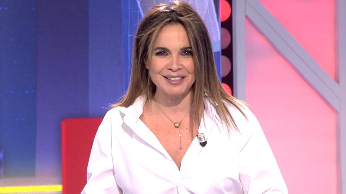 Carme Chaparro suma un nuevo proyecto en Cuatro: ficha por 'Los teloneros' como copresentadora