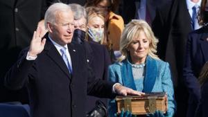 Así hemos contado la investidura de Joe Biden como 46 presidente de Estados Unidos