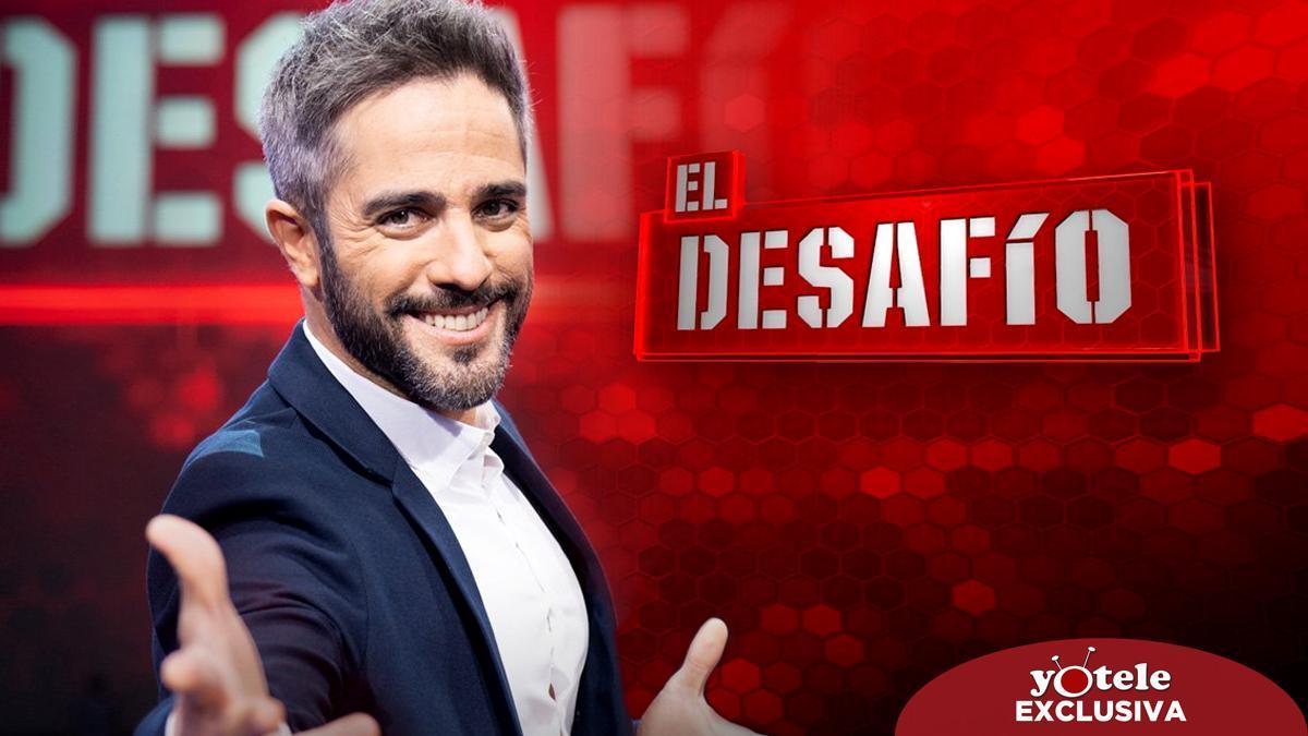 Antena 3 renueva 'El desafío' por una segunda edición con Roberto Leal como presentador
