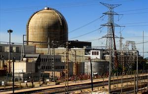 La central nuclear de Vandellòs II.