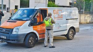 La Guardia Civil registra la sede de Unipost.