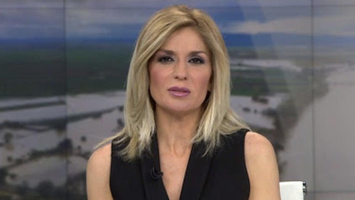 """Sandra Golpe pide disculpas por un criticado error en 'Antena 3 Noticias': """"Somos humanos"""""""