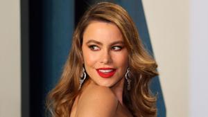 Sofia Vergara, en la fiesta de los Oscar2020 de 'Vanity Fair'.
