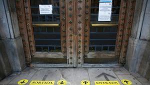 Les universitats de Catalunya prioritzaran les classes virtuals des d'aquest dijous