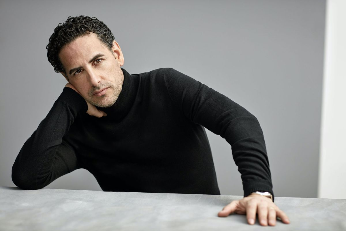 Juan Diego Flórez, en una imagen promocional.