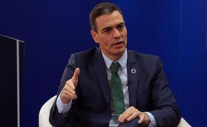 Sánchez quiere cuanto antes un Govern con plenas facultades.