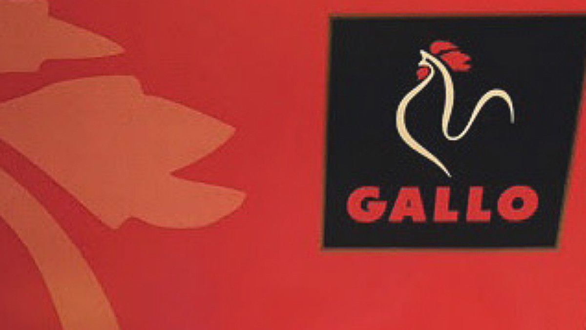 El logo de Pastas Gallo.