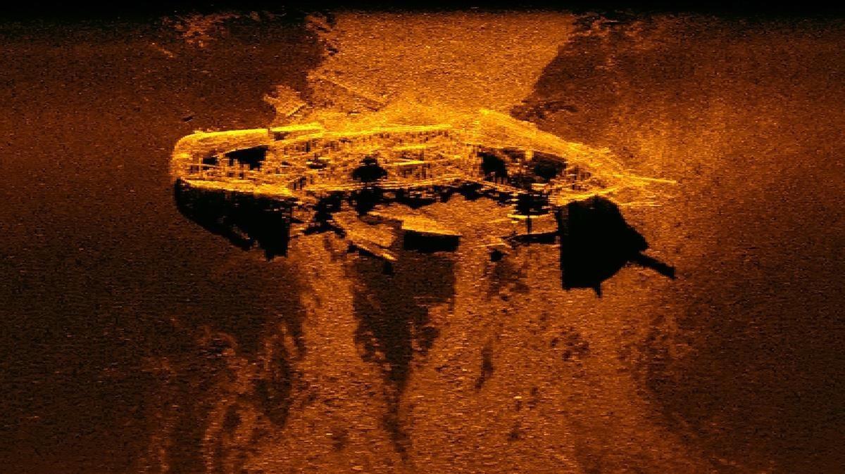 La recerca del vol perdut de Malàisia descobreix dos vaixells que van naufragar el segle XIX