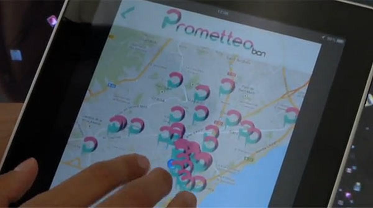 Prometteo es la primera red social que adapta el turismo a las necesidades de personas con discapacidad auditiva.