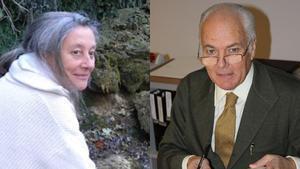 Fina Miralles y Artur Ramon, premios honoríficos de los galeristas catalanes.